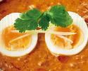 [Curry separately] Keema Egg Masala
