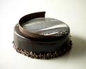 ■お食事とご一緒にご注文ください■ アニバーサリーチョコレートケーキ 12cm