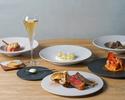 【DINNER】記念日特別コース 乾杯シャンパン付
