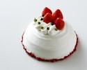 ■お食事とご一緒にご注文ください■ アニバーサリーショートケーキ 18cm