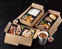 【テイクアウト】グルメランチボックス〈魚料理〉~スパニッシュ・ミールボックス~