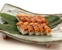 穴子の棒寿司(十貫入)