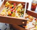■■■■■ 【土日祝・1日限定4食】】 サマーフルーツアフタヌーンティー ■■■■■
