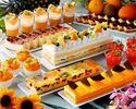 18:00~「チーズ&トロピカル」ケーキバイキング※ご入場は小学生以上のお客さまに限らせていただきます。