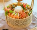 Nasi Campur Bromo (Paket makan ber-5)