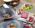 Okinawa Prefecture Wagyu beef special steak 3 kinds assortment course
