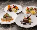 【ドリンク付き】 セミビュッフェランチ ¥4000~|選べるメイン+アペタイザー・サラダ・デザートはビュッフェスタイルでお好きなだけ!8種の中から選べるドリンク付きプラン