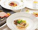 クレアシオン¥3,850 食事会場は別邸「グランシャリオ」にて