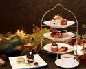 横浜元町の紅茶専門店 ラ・テイエールとのマリアージュを楽しむブラックハロウィンアフタヌーンティーセット
