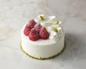 アニバーサリープランA(ディナー)【ケーキ】