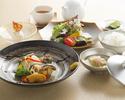 "Daily lunch ""SORA"" + sweetness set"