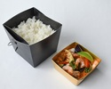 【Take Out】 Thai Red Curry Lunch Box