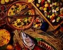 【小学生】★店内席★Autumn Terrace2021 大収穫祭!旬の味覚と秋スイーツのディナーブッフェ
