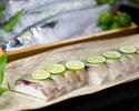 お持ち帰り 「鯖寿司」