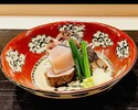Evening Kaiseki ¥18,480