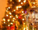 12月【クリスマス・ストロベリーツリーケーキ】クリスマスpartyコース7品【お料理のみ】3500円(税込)