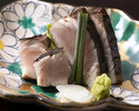 Lunch kaiseki ¥6,600 (weekdays only)