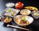 【13:30限定】主菜が選べる御膳「一旬五菜」~ドリンク付き90分ランチ