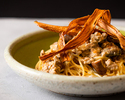 【選べるランチパスタ・スパークリングワイン付】旬の食材が彩る秋のパスタ、サラダ&スープ