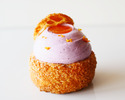 <ペストリー>(9/17より新発売)シュークリーム -カシス&オレンジ