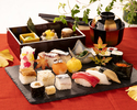 [March weekdays, WEB only] Japanese lunch private room plan