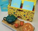 Blossoming Florals Mooncake Collection 2021