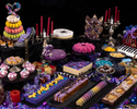 【Limited Offer on Weekdays till Oct/WEB23%OFF】「OWNER OF A COLORFUL HEART」 Halloween Sweets Buffet