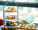 【Weekend:Semi Private Room B 】Apricot Afternoon Tea🍊+ 1 Original Cocktail