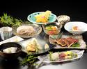 七五三お祝いプラン 日本料理8000
