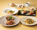 【秋の味覚】松茸やポルチーニ、鴨、栗のデザートなど季節彩るディナーコース 全5品