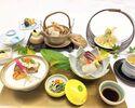【昼食】 秋の味覚御膳
