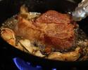 [3800円] 契約農家から届く旬野菜と、豪快にお肉を楽しむコース。パスタ、ドルチェ、コーヒー・紅茶付き
