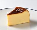 【テイクアウト】バスクチーズケーキ