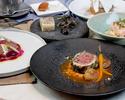 【レストランエリア】デギュスタシオンコース(menu Degustation)シェフおすすめ渾身のフルコース全8品