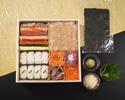 【テイクアウト】 手巻き寿司セット
