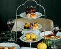 【10月6日〜】テーブル席 HALLOWEEN AFTERNOON TEA(平日限定10%割引)