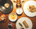 【ディナー】Premium Autumn Dinner Course メインにA5ランク黒毛和牛と鮮魚料理含む全6品のフルコース