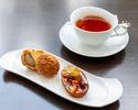 ◆ ティータイム ◆ 焼菓子セット(コーヒー又は紅茶付き)