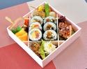 【501】玉結(たまゆ)海鮮・穴きゅう巻き弁当