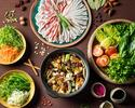 "【Dinner】""食労寿""鍋 -cross-"