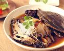 【11月〜】Lunch 15000 上海蟹&フカヒレコース