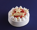 【早割】デコレーションケーキ15cm