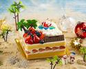クリスマスケーキ(レストラン利用)