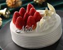 【Christmas2021】いちごショートケーキ