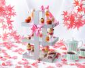 Pink Afternoon Tea 【Pink Leaves】