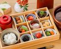 【予約限定】料理長こだわり小鉢御膳+選べるワンドリンク+食後のお飲物