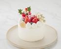 クリスマスケーキ(直径12 cm)