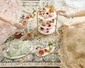 ◇2022/1/12~31【ソファー席確約★】乾杯用ウェルカムドリンク付!- Special Afternoon tea - マリーアントワネットのロイヤルパレス<平日>
