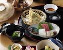 "Kaiseki Meal ""Wakamurasaki"" 6,600 JPY"