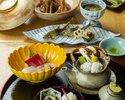 "Kaiseki Meal ""Matsukaze"" 8,800 JPY (Over 10 people)"